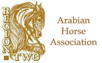 Region 2 Arabian Horse Association