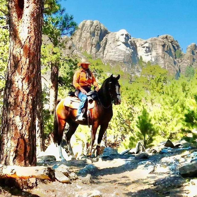 Adventures of Sihr Brigadier Mac V - Black Hills of South Dakota