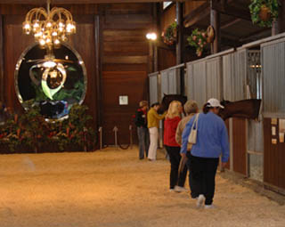 Varian Arabians - Stallion Barn